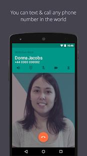 TextMe Up Free Calling & Texts APK Descargar