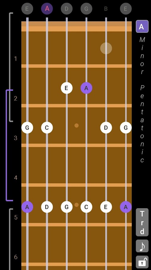 Guitar Scales & Patterns Screenshot 2