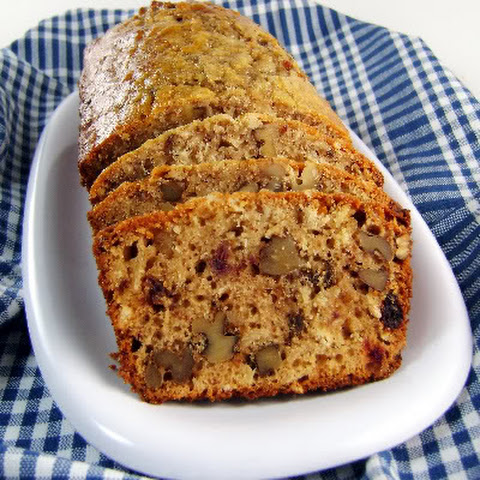 Maple, Walnut and Fig Bread