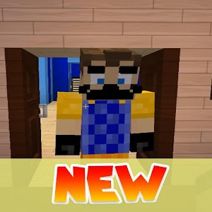 New Map Hello Neighbor for mcpe For PC / Windows 7/8/10 / Mac – Free Download