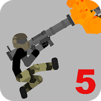 Stickman Backflip Killer 5 pour PC (Windows / Mac)