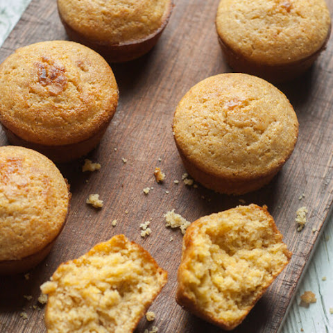 Healthy Sweet Corn Bread