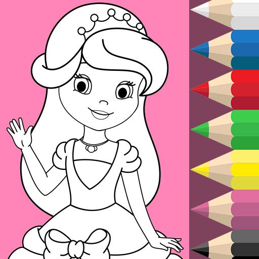 Princess Coloring Book (app)