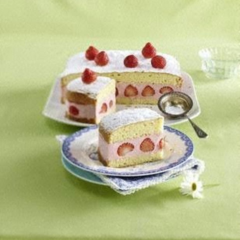 Strawberry-Daiquiri-Kuchen