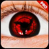 App Real Sharingan Uchiha Eye edit APK for Windows Phone