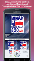 Screenshot of WBAP