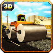 City Road Construction Builder APK for Bluestacks