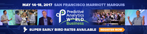 Why the Pros Go To Predictive Analytics World