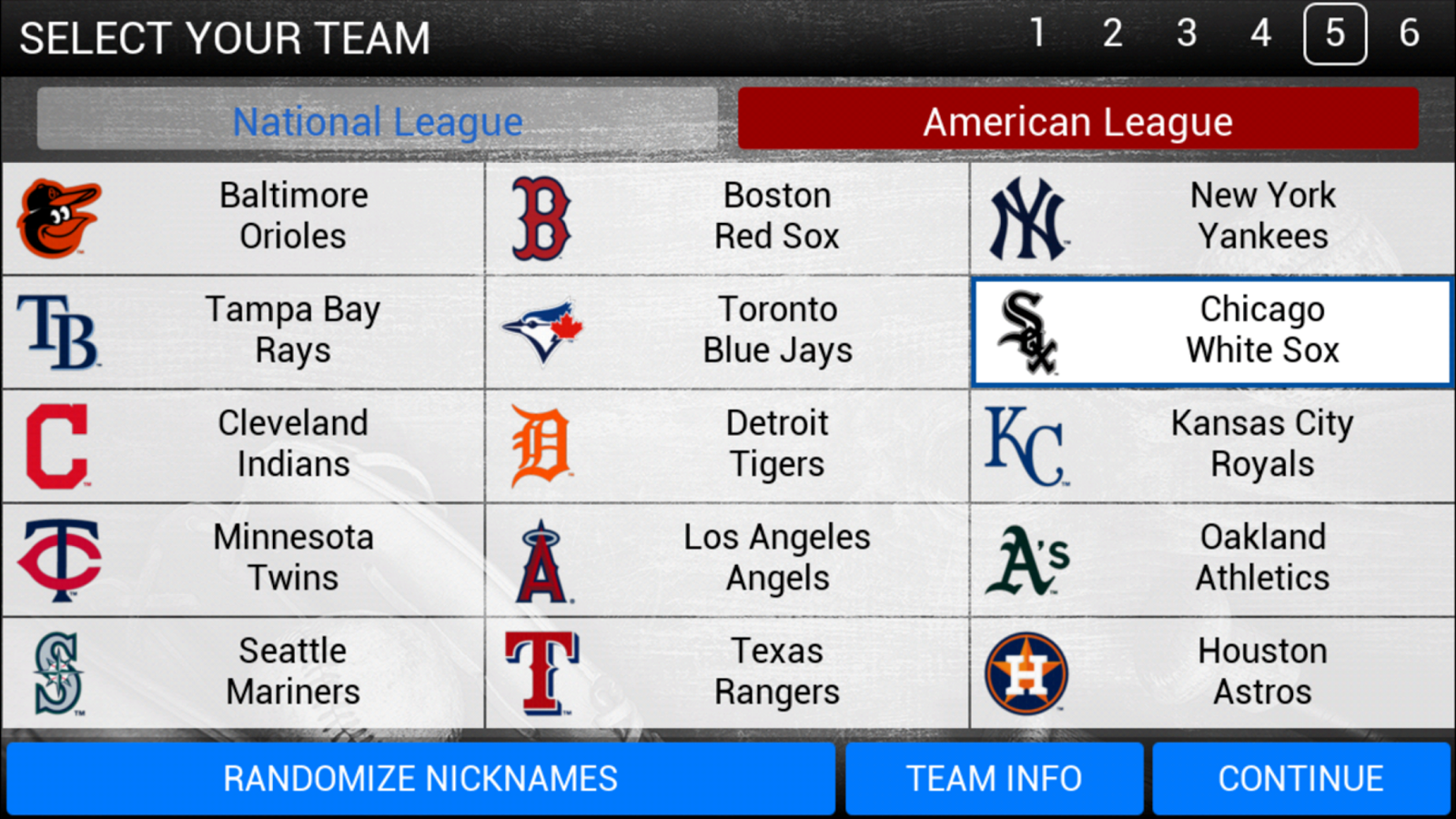 MLB Manager 2016 Screenshot 12