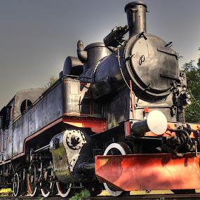 Today only memories by Zeljko Kliska - Transportation Trains ( hdr, croatia, train, travel, transportation, nikon, , land, device )
