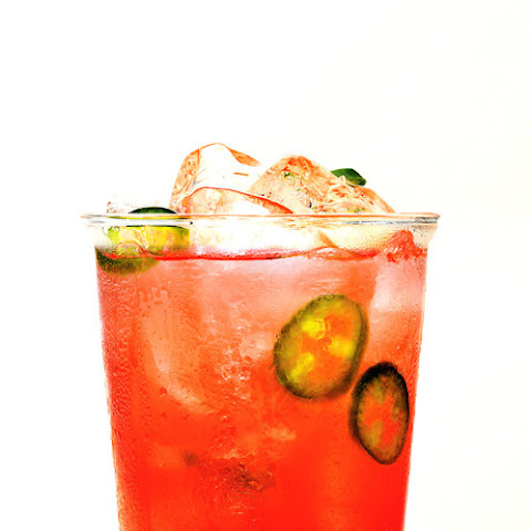 Tequila-Watermelon Punch