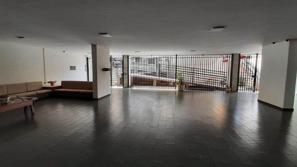 Apartamento com 3 dormitórios, 92 m² - venda por R$ 230.000,00 ou aluguel por R$ 850,00/mês - Centro - Uberaba/MG