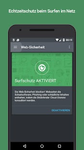 Mobile Security & Antivirus Screenshot