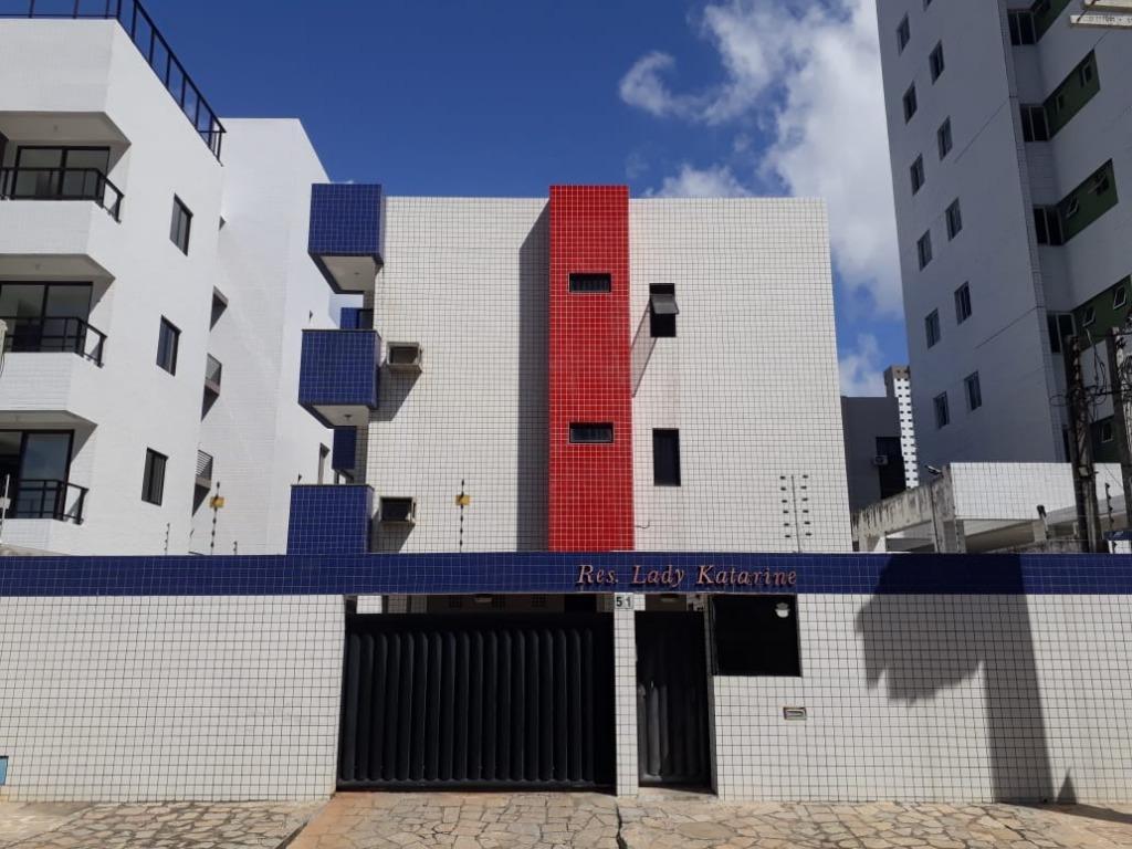 Apartamento com 3 dormitórios à venda, 103 m² por R$ 260.000 - Bessa - João Pessoa/PB