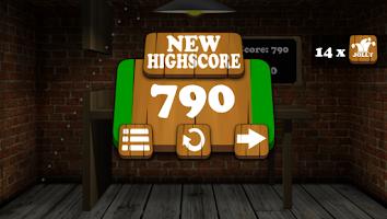 Screenshot of Beer Pong Tricks