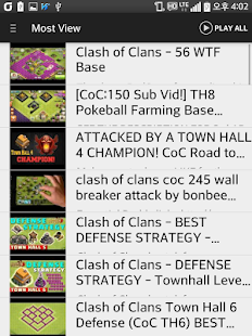 Strategy Collection of COC - screenshot
