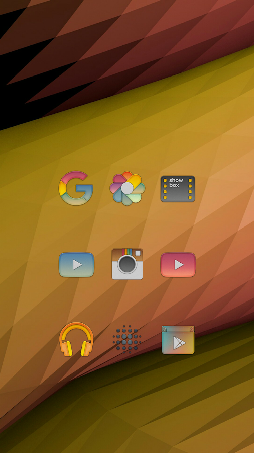 Redux Beta - Icon Pack Screenshot 3