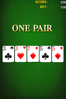 Screenshot of Poker [card game]