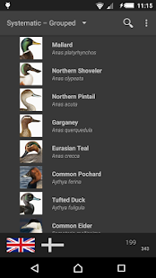 Bird Guide: Nordic Birds - screenshot