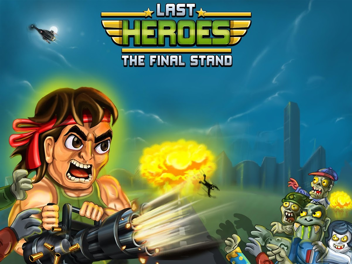 Last Heroes - Explosive Zombie Defense Shooting Screenshot 8