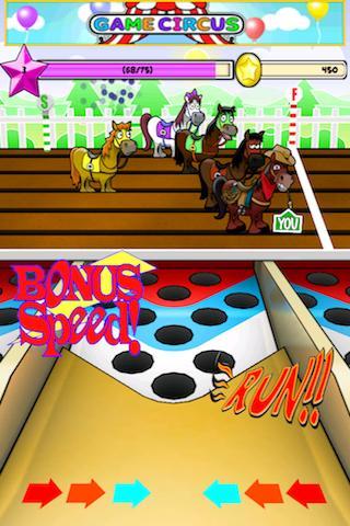 Horse Frenzy screenshot 1