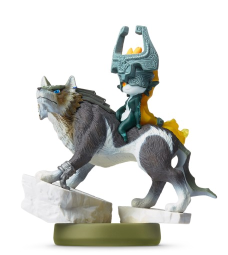 Wolf Link - The Legend of Zelda series
