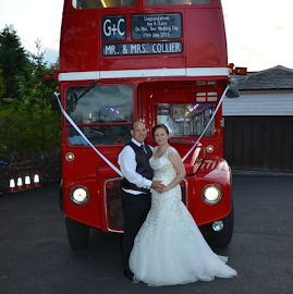 Wedding Bus Hire Croydon