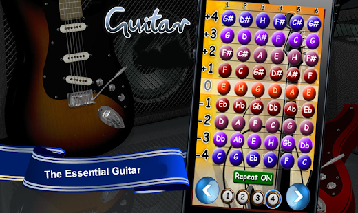 Acoustic Guitar Tuners- screenshot thumbnail