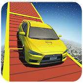 Game Dangerous Car Impossible Track Stunts 3D APK for Kindle