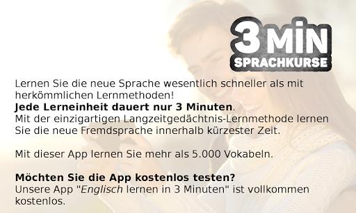 Serbisch lernen in 3 Minuten - screenshot