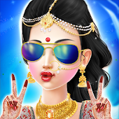 Game Indian Bride Fashion Wedding Dressup and Makeover APK for Windows Phone