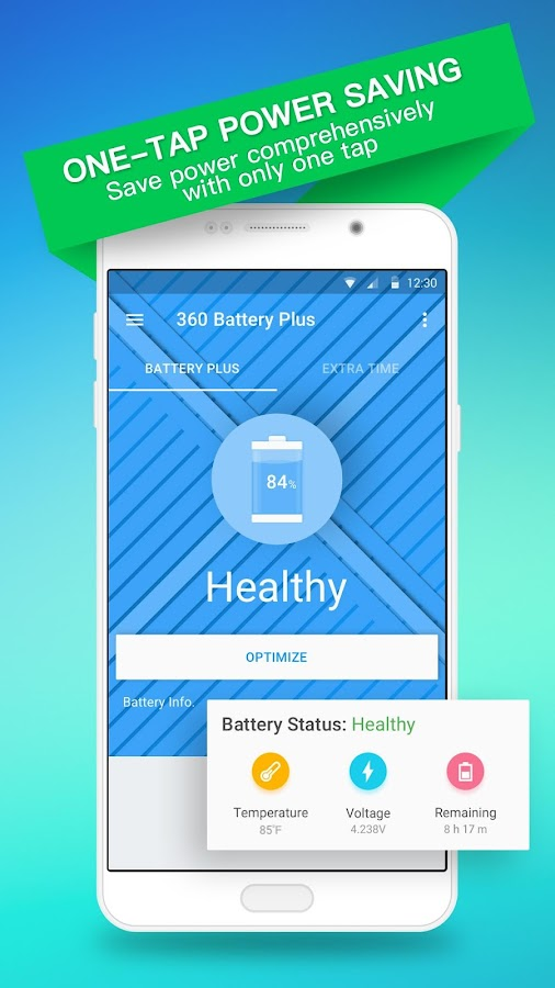 360 Battery - Battery Saver Screenshot