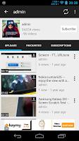 Screenshot of Tune.pk