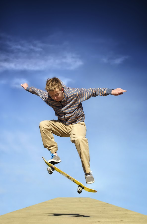 by Dieter A - Sports & Fitness Skateboarding