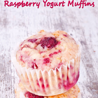 Raspberry Yogurt Muffins Recipes