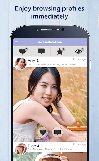 KoreanCupid - Korean Dating For PC