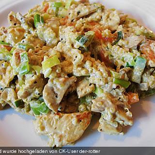 Quinoa Cream Of Mushroom Recipes