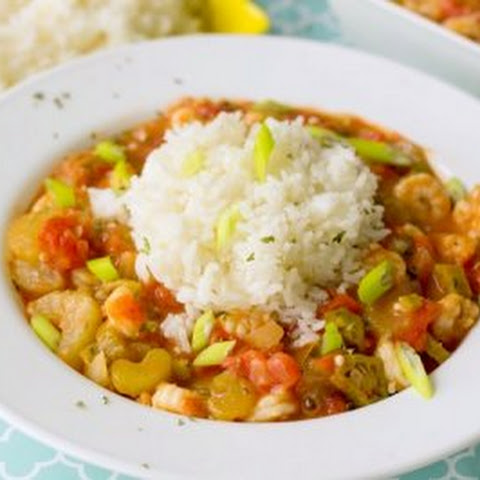 Spicy Seafood Creole