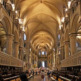 canterbury by Nico Kranenburg - Buildings & Architecture Places of Worship ( church intrior, england, canterbury,  )