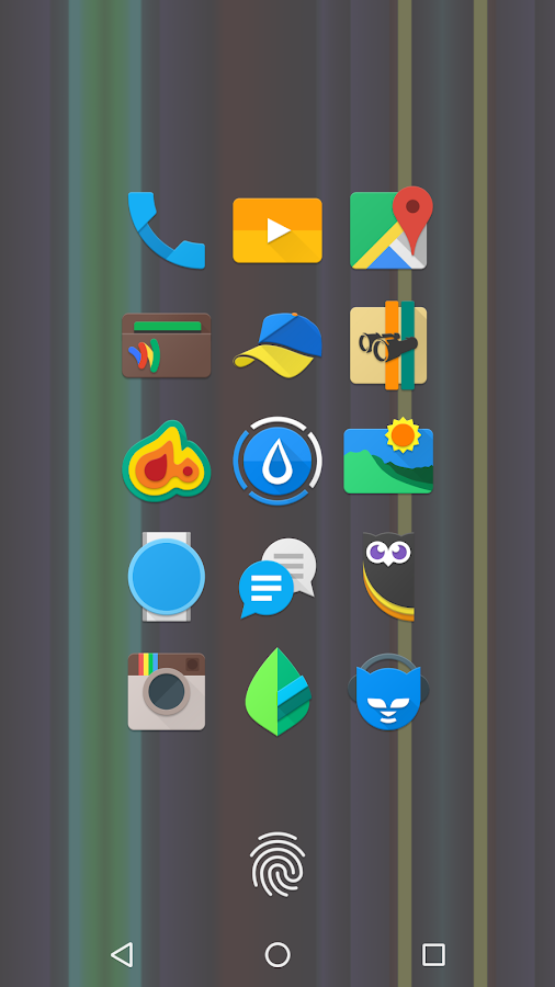 Urmun - Icon Pack Screenshot 2
