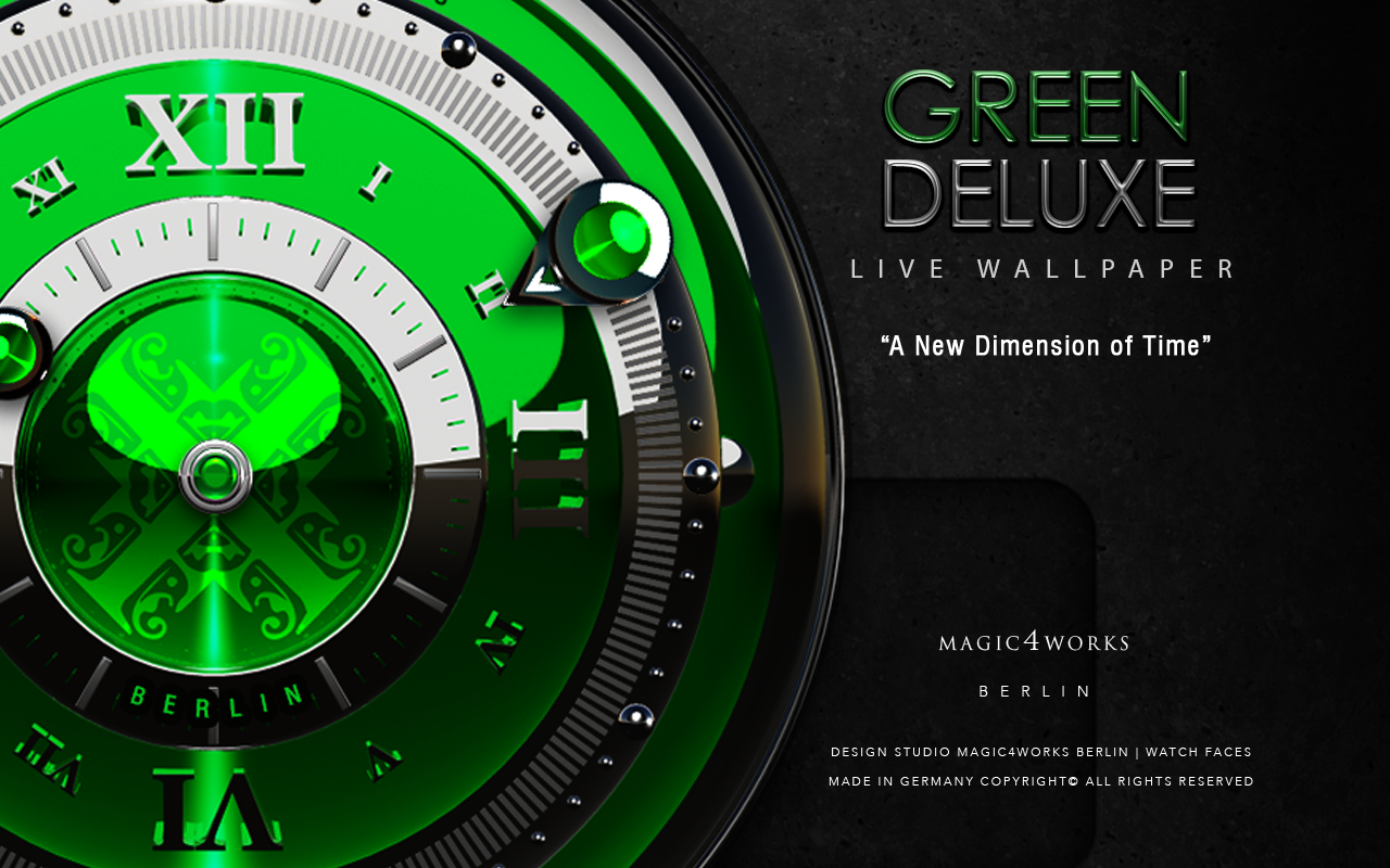 Deluxe Clock Bundle LWP Screenshot 9