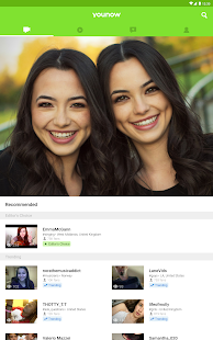 App YouNow: Live Stream Video Chat APK for Windows Phone
