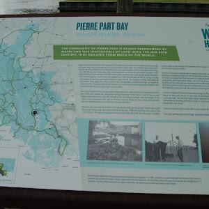 Pierre Part Bay - Virgin Island Bridge