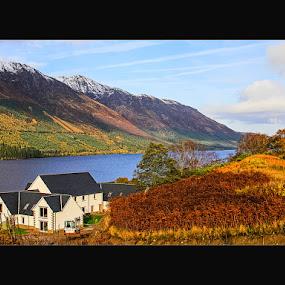 by Stephen Hooton - Landscapes Mountains & Hills ( scotland, places )