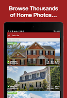 Screenshot of Real Estate App: Search Homes