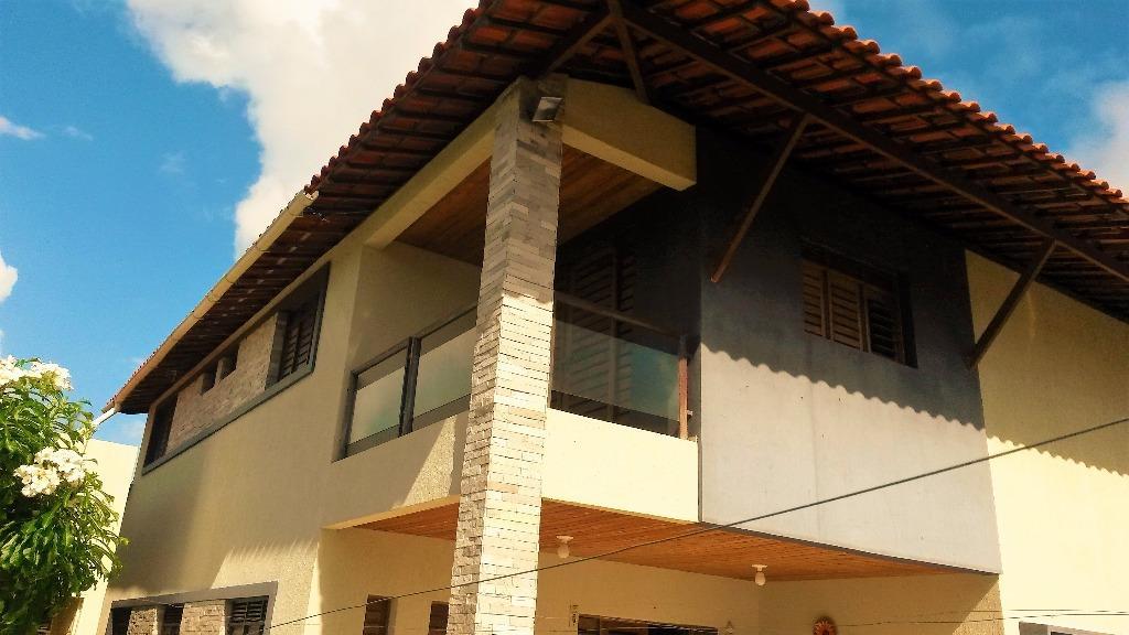Casa com 5 dormitórios à venda, 271 m² por R$ 699.000,00 - Poço - Cabedelo/PB