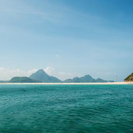 Malangabang  by PongMaru Marzy - Landscapes Beaches ( iloilo beaches, malangabang whitesand beaches, concepcion,  )