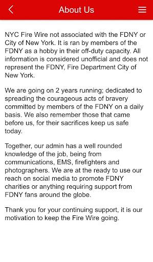 NYC Fire Wire - screenshot