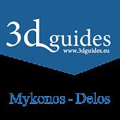 MYKONOS-DELOS by 3DGuides APK for Bluestacks