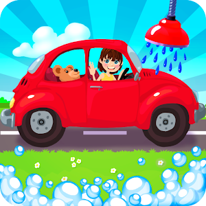 Amazing Car Wash For Kids FREE